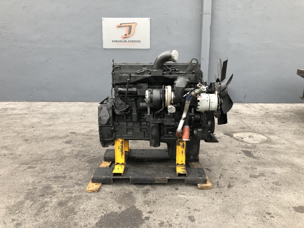 USED 2002 CUMMINS ISM COMPLETE ENGINE TRUCK PARTS #2202
