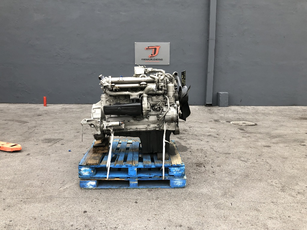 USED 2004 MERCEDES-BENZ OM906LA COMPLETE ENGINE TRUCK PARTS #2207