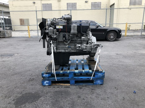 2004 MERCEDES-BENZ OM906LA TRUCK ENGINE FOR SALE #2207
