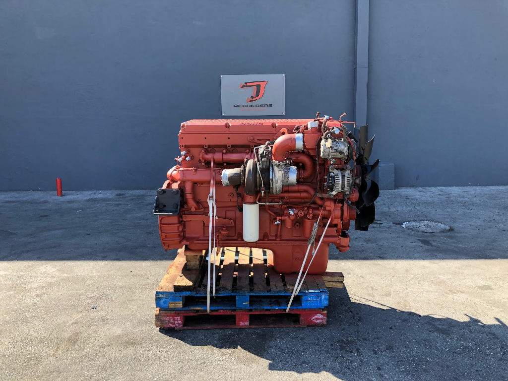 USED 2008 CUMMINS ISX COMPLETE ENGINE TRUCK PARTS #2211
