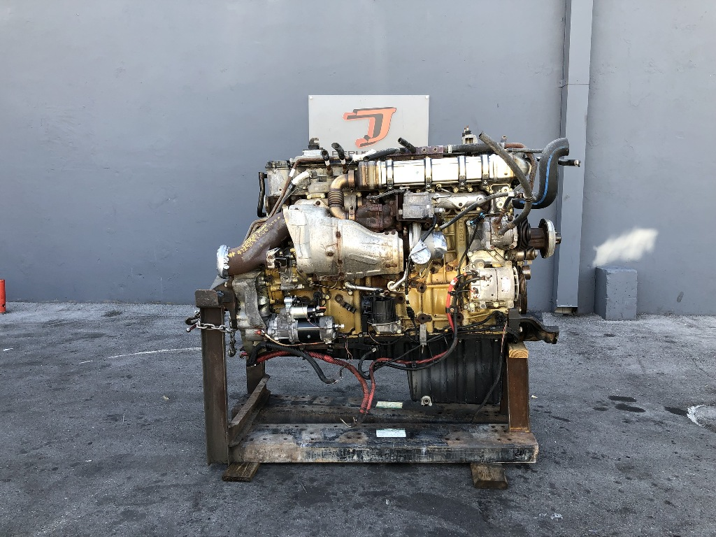 USED 2011 DETROIT DD15 COMPLETE ENGINE TRUCK PARTS #2212