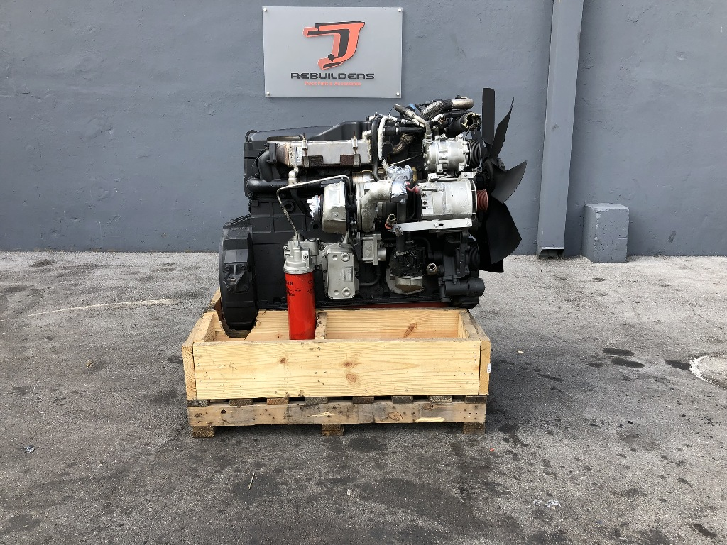 USED 2007 INTERNATIONAL MAXXFORCE DT COMPLETE ENGINE TRUCK PARTS #2213