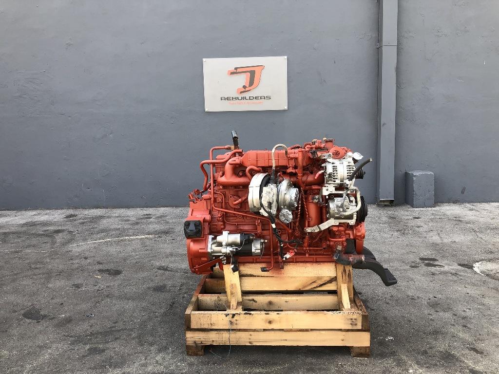USED 2012 CUMMINS ISB 6.7 COMPLETE ENGINE TRUCK PARTS #2215