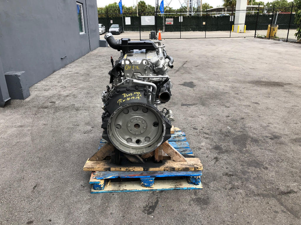 2006 MERCEDES-BENZ OM906LA TRUCK ENGINE FOR SALE #2231