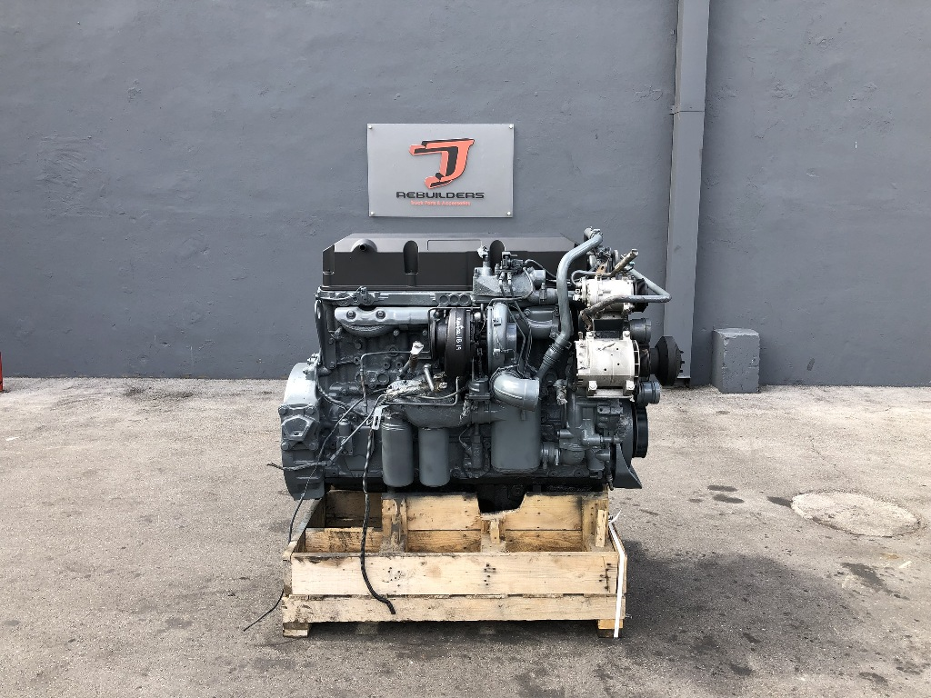 USED 2005 DETROIT 60 SER 14.0 COMPLETE ENGINE TRUCK PARTS #2235