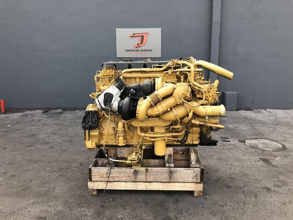 USED 2007 CAT C15 ACERT COMPLETE ENGINE TRUCK PARTS #2239
