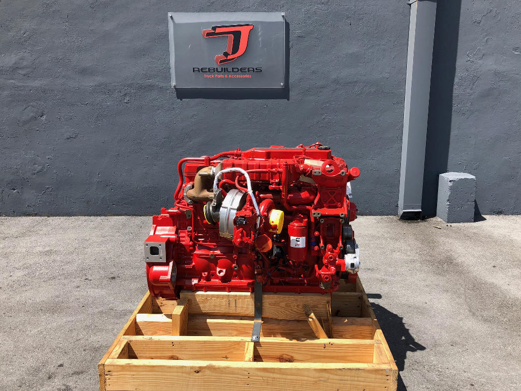 NEW 2013 CUMMINS ISB 6.7 COMPLETE ENGINE TRUCK PARTS #2241