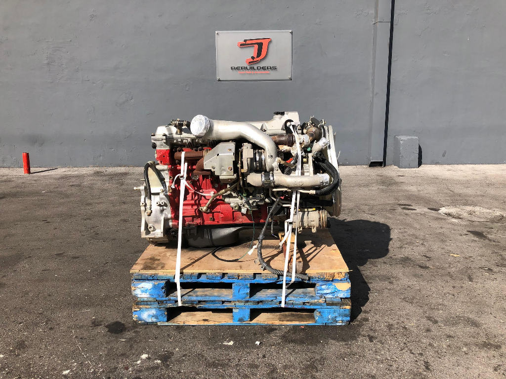 USED 2005 HINO J08E-TE COMPLETE ENGINE TRUCK PARTS #2243