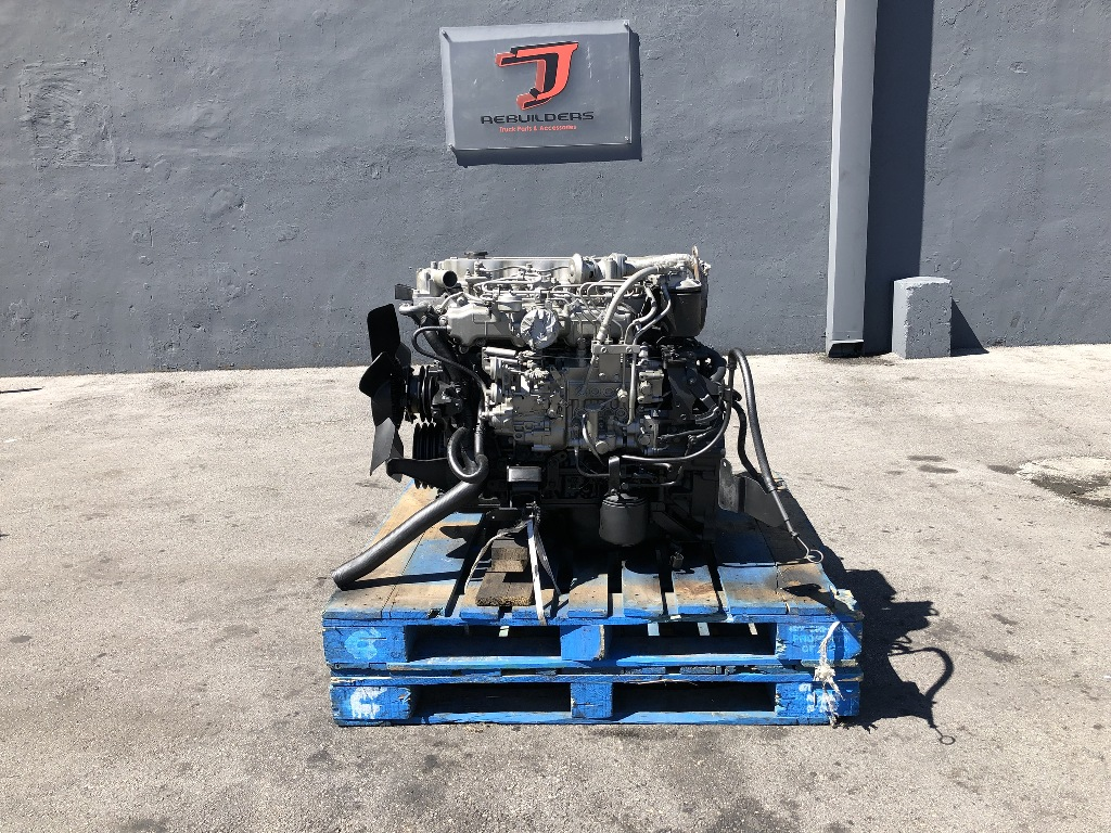 USED 2003 ISUZU 4HE1XS COMPLETE ENGINE TRUCK PARTS #2245