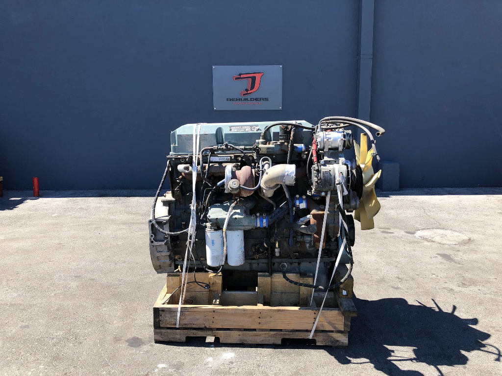 USED 2002 DETROIT SERIES 60 12.7 COMPLETE ENGINE TRUCK PARTS #2249