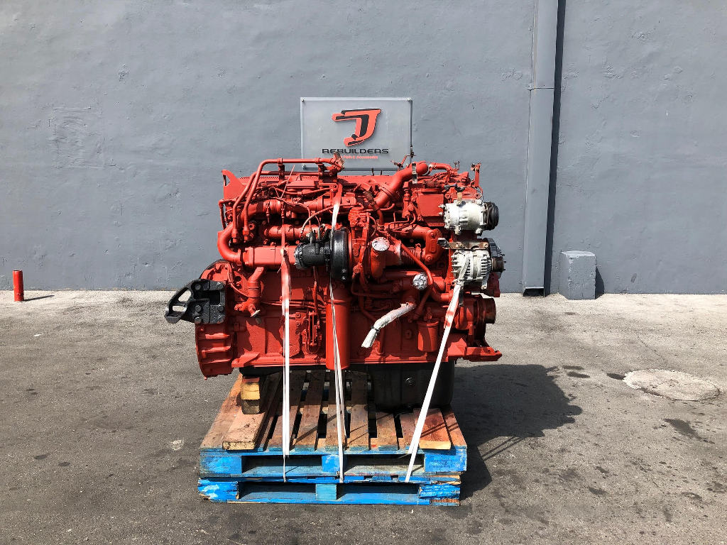 USED 2014 CUMMINS ISX15 COMPLETE ENGINE TRUCK PARTS #2251