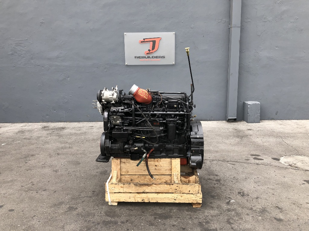 USED 2005 CUMMINS ISL COMPLETE ENGINE TRUCK PARTS #2252