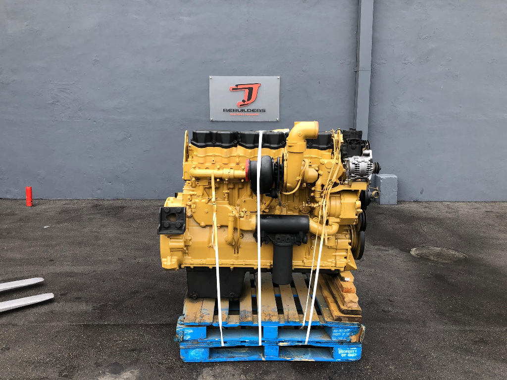USED 2000 CAT C15 COMPLETE ENGINE TRUCK PARTS #2256