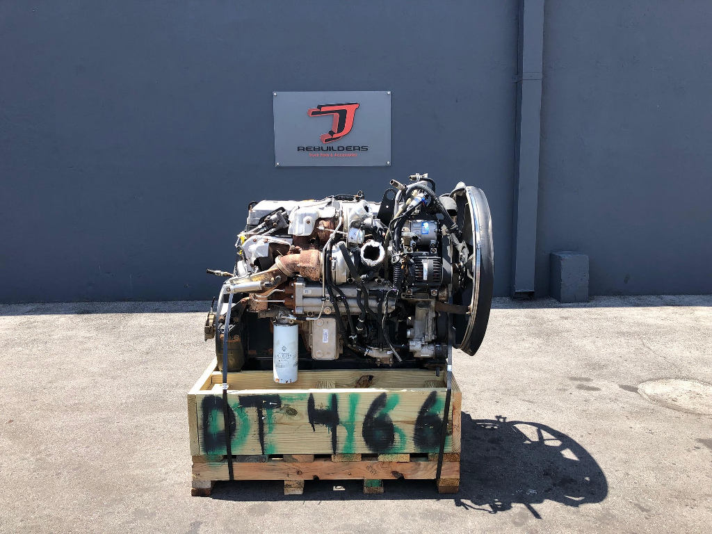 USED 2014 INTERNATIONAL MAXXFORCE DT COMPLETE ENGINE TRUCK PARTS #2266