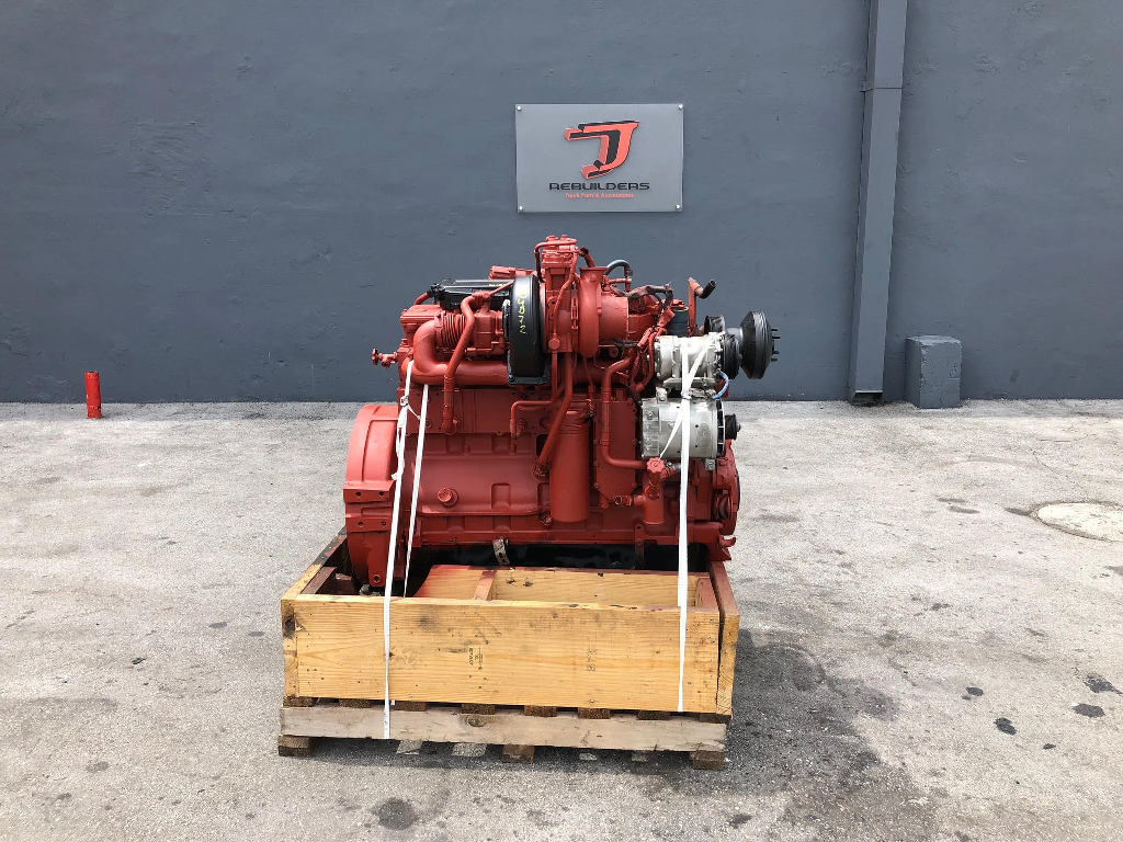 USED 2007 CUMMINS ISL COMPLETE ENGINE TRUCK PARTS #2272