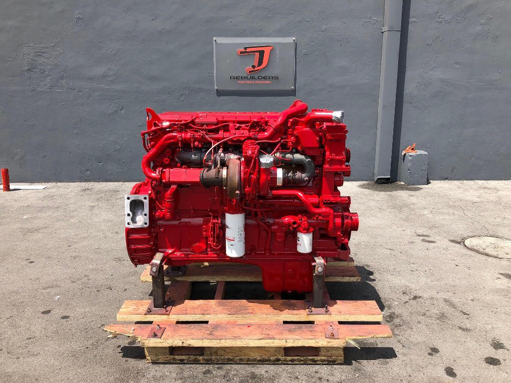 NEW 2014 CUMMINS ISX15 COMPLETE ENGINE TRUCK PARTS #2274