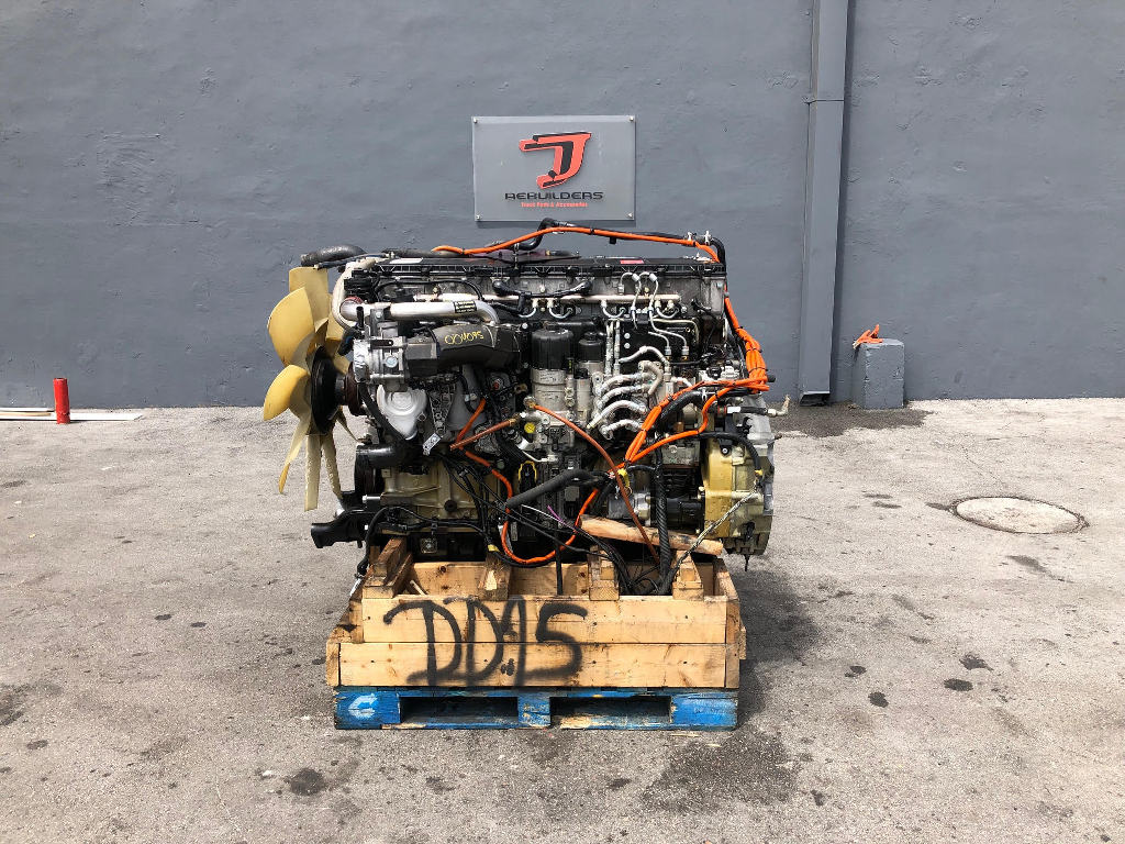USED 2011 DETROIT DD13 COMPLETE ENGINE TRUCK PARTS #2275