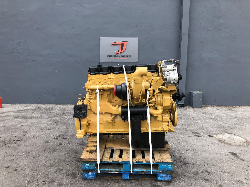 USED 2002 CAT C15 6NZ COMPLETE ENGINE TRUCK PARTS #2290