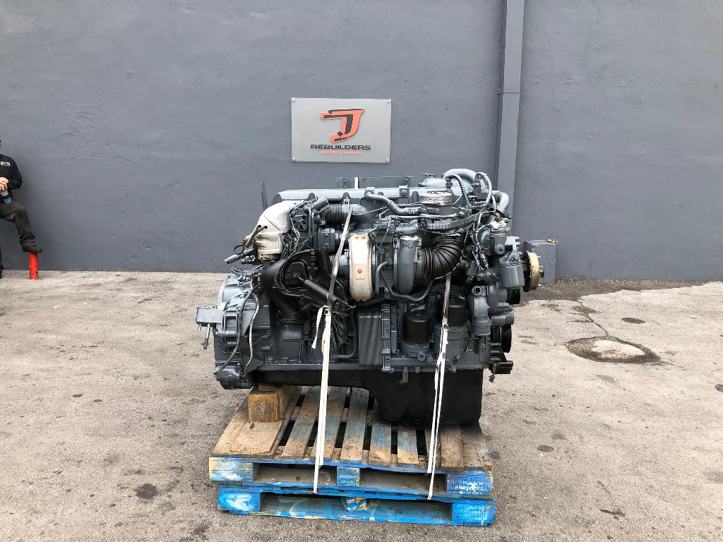 USED 2011 PACCAR MX13 COMPLETE ENGINE TRUCK PARTS #2296