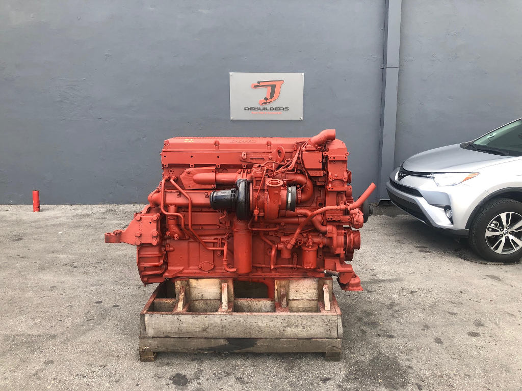 USED 2007 CUMMINS ISX COMPLETE ENGINE TRUCK PARTS #2297