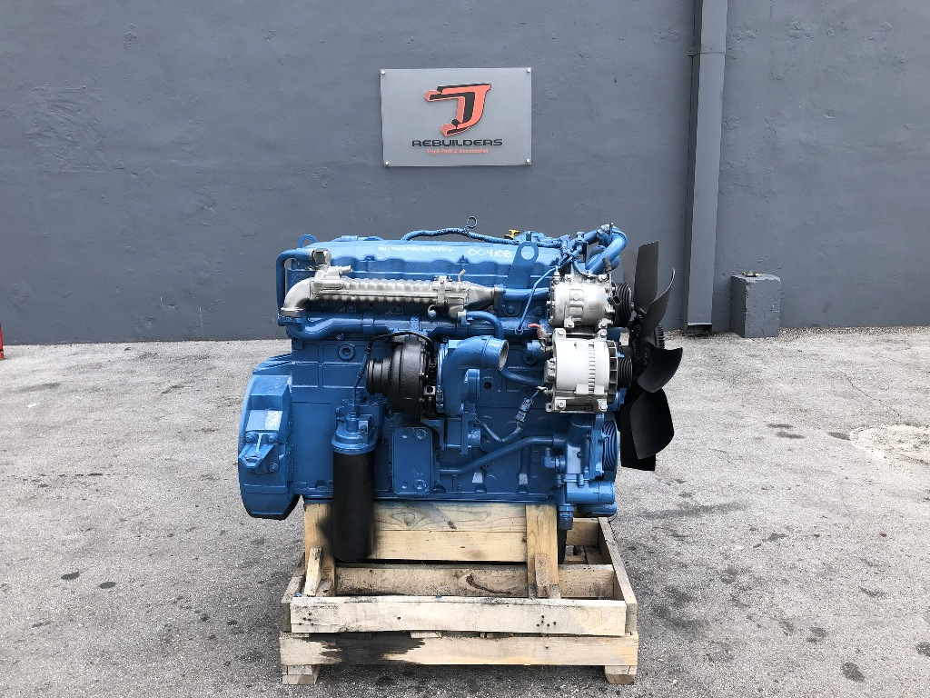 USED 2005 INTERNATIONAL DT466E COMPLETE ENGINE TRUCK PARTS #2302