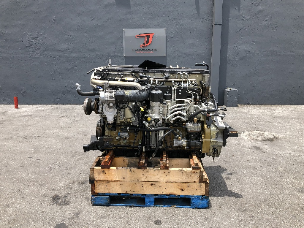 USED 2012 DETROIT DD15 COMPLETE ENGINE TRUCK PARTS #2304