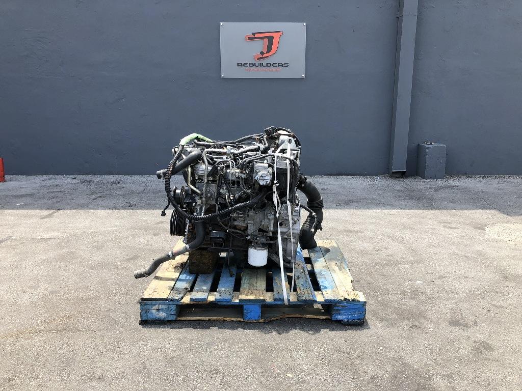 USED 2007 ISUZU 4HK1TC COMPLETE ENGINE TRUCK PARTS #2306
