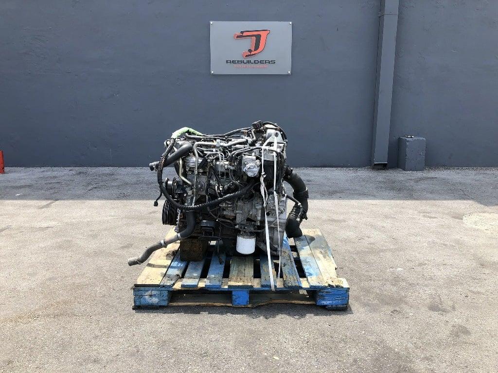 USED 2007 ISUZU 4HK1TC TRUCK ENGINE TRUCK PARTS #2306