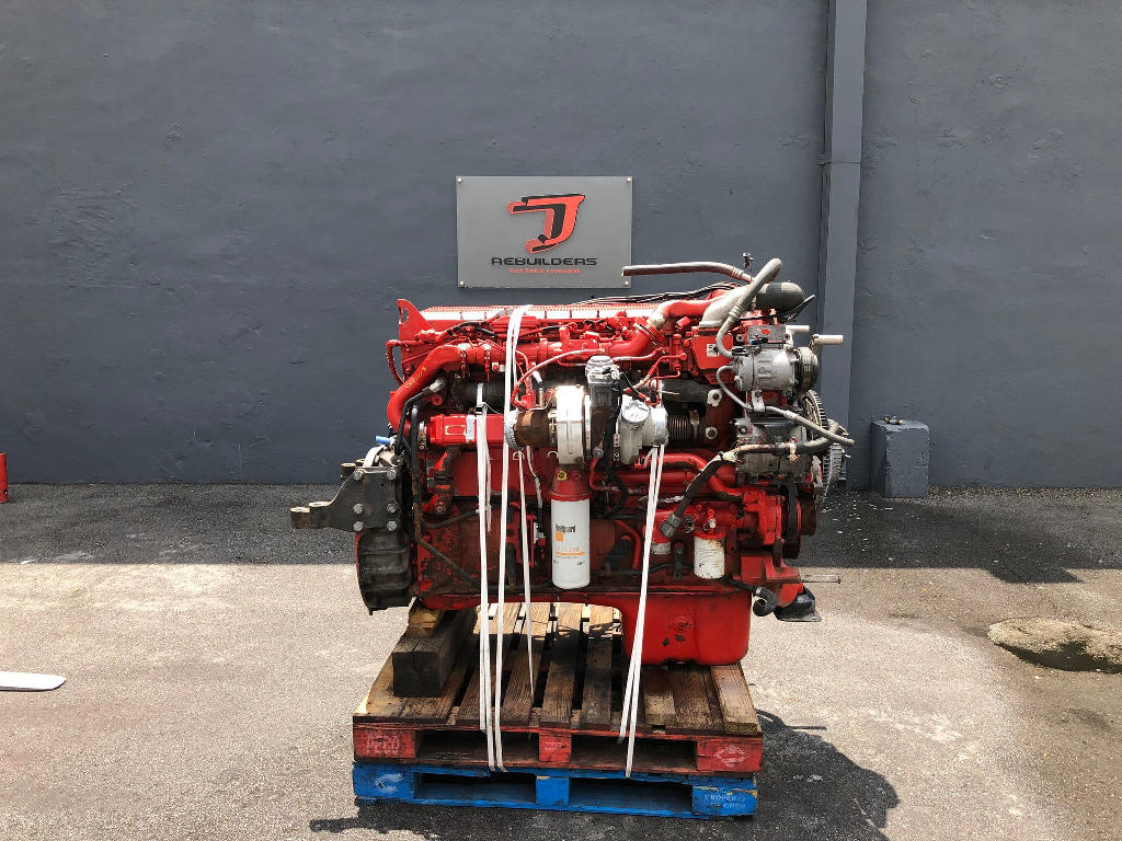 USED 2013 CUMMINS ISX15 COMPLETE ENGINE TRUCK PARTS #2311