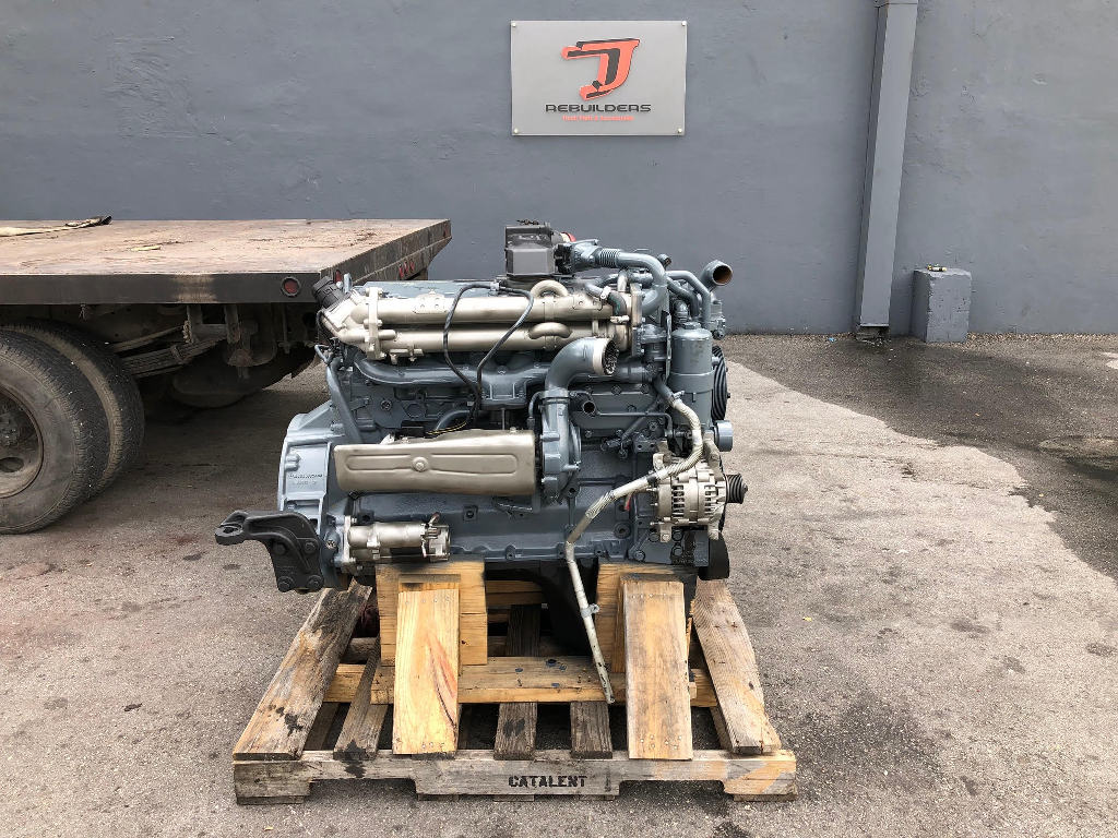 USED 2004 MERCEDES-BENZ OM906LA COMPLETE ENGINE TRUCK PARTS #2312