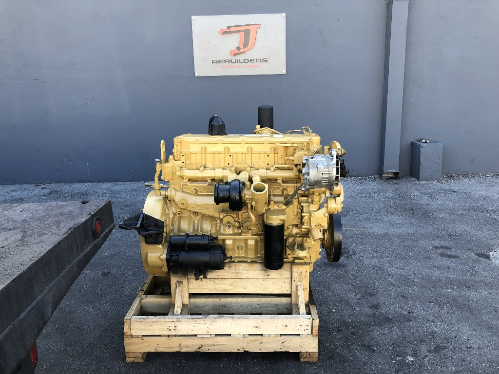 USED 2000 CAT 3126 COMPLETE ENGINE TRUCK PARTS #2316