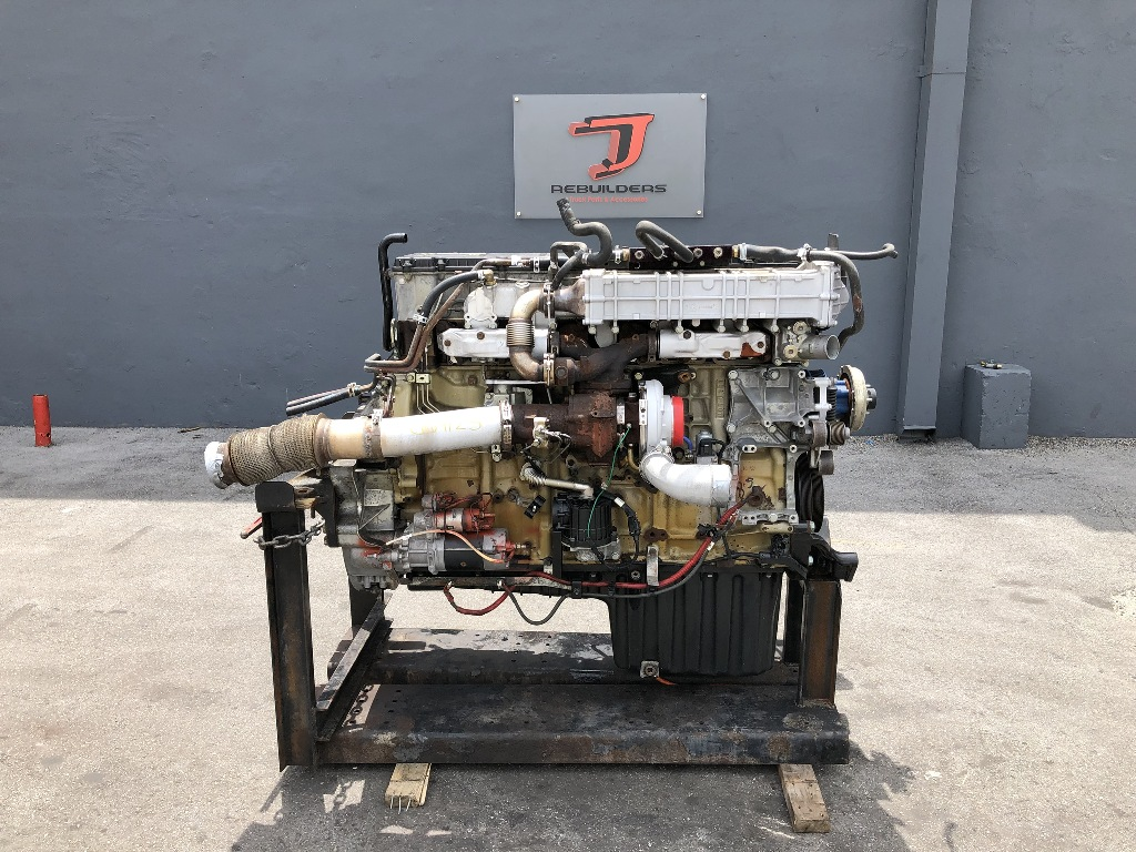 USED 2011 DETROIT DD13 COMPLETE ENGINE TRUCK PARTS #2317