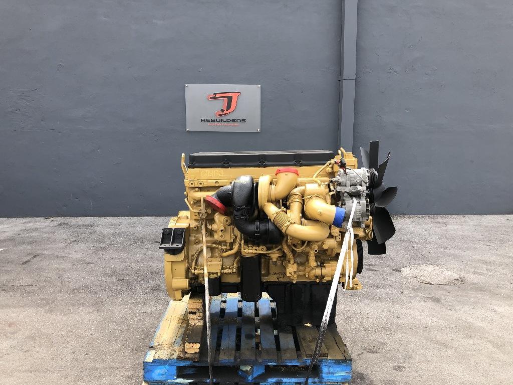 USED 2006 CAT C13 ACERT COMPLETE ENGINE TRUCK PARTS #2318