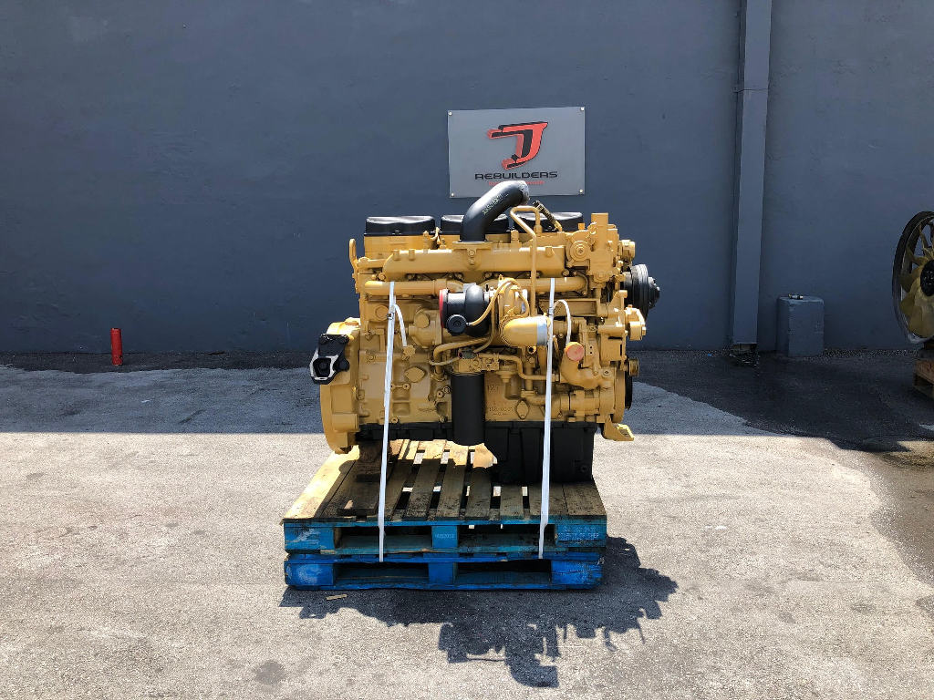 USED 1999 CAT C12 COMPLETE ENGINE TRUCK PARTS #2324