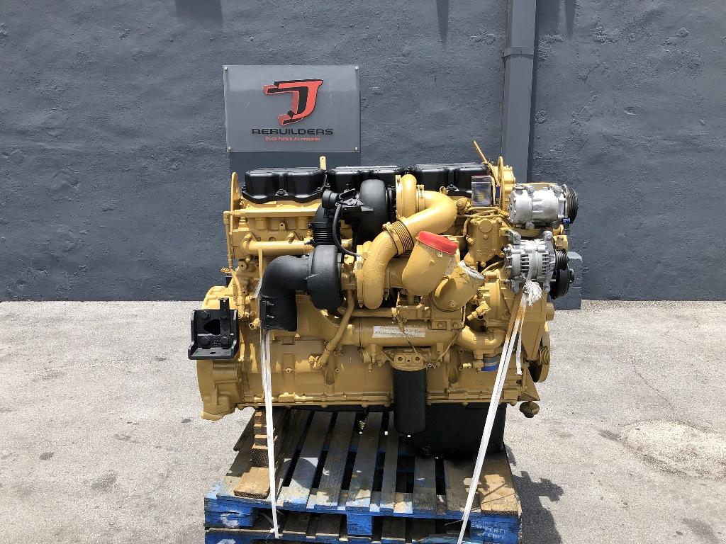 USED 2006 CAT C15 ACERT COMPLETE ENGINE TRUCK PARTS #2325