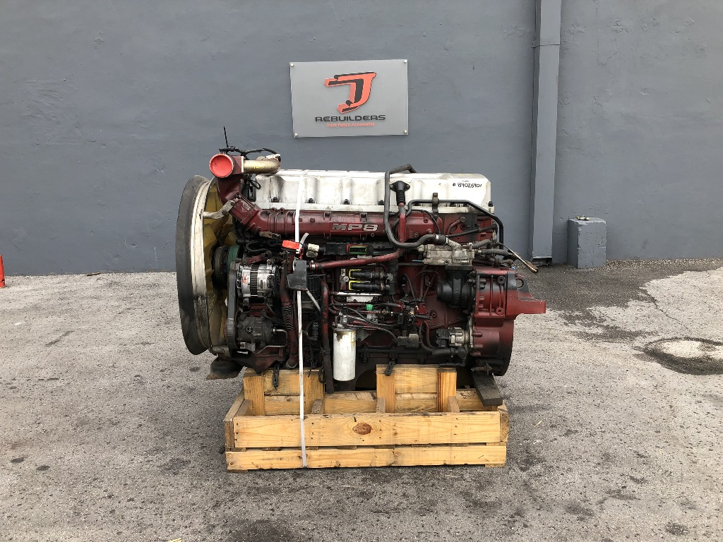 USED 2008 MACK MP8 COMPLETE ENGINE TRUCK PARTS #2328