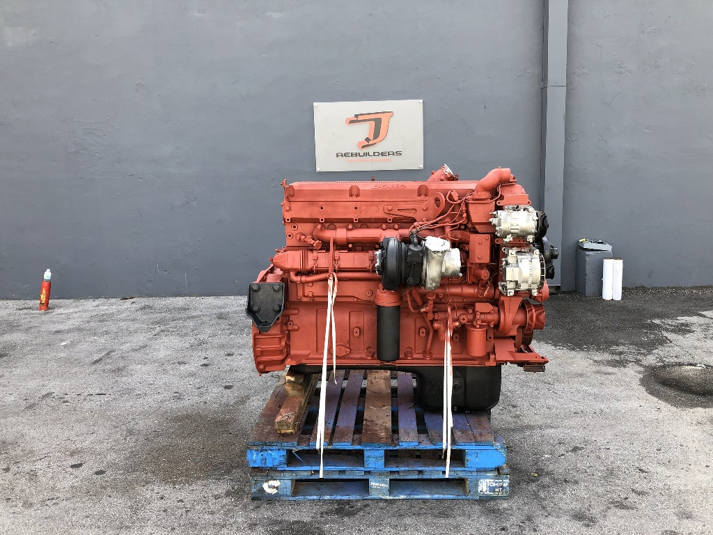 USED 2004 CUMMINS ISX COMPLETE ENGINE TRUCK PARTS #2333