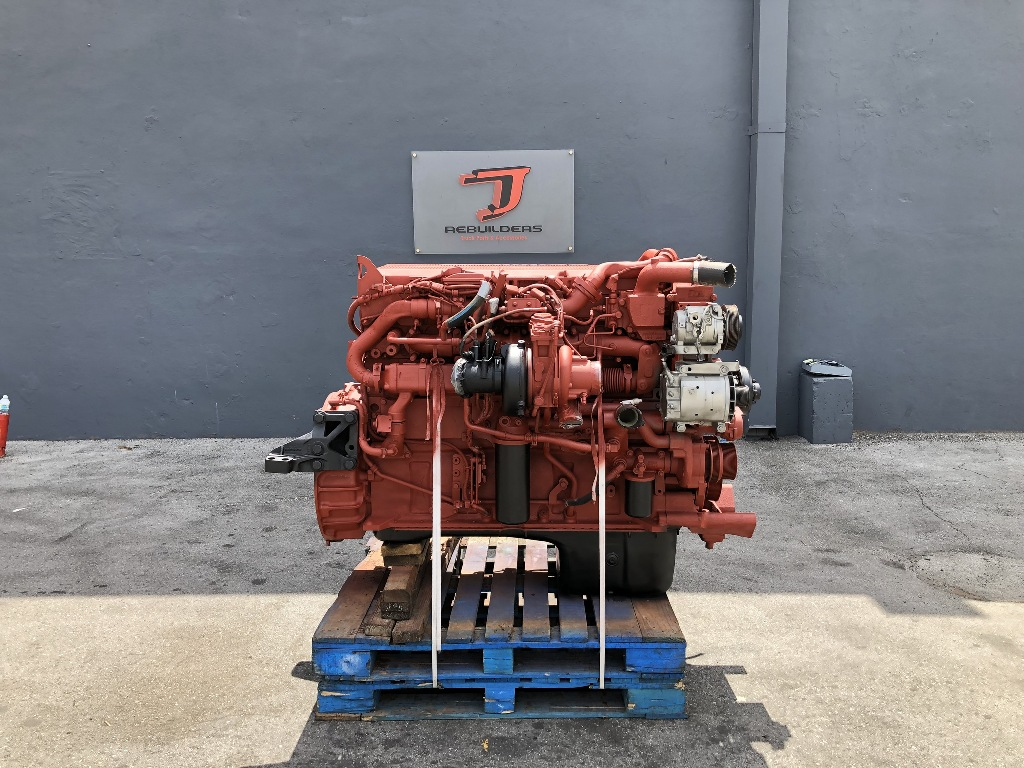 USED 2012 CUMMINS ISX15 COMPLETE ENGINE TRUCK PARTS #2336