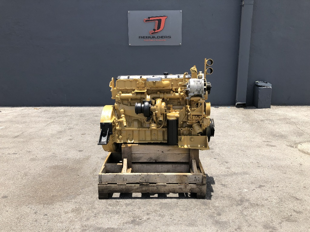 USED 1997 CAT 3116 TRUCK ENGINE TRUCK PARTS #2338