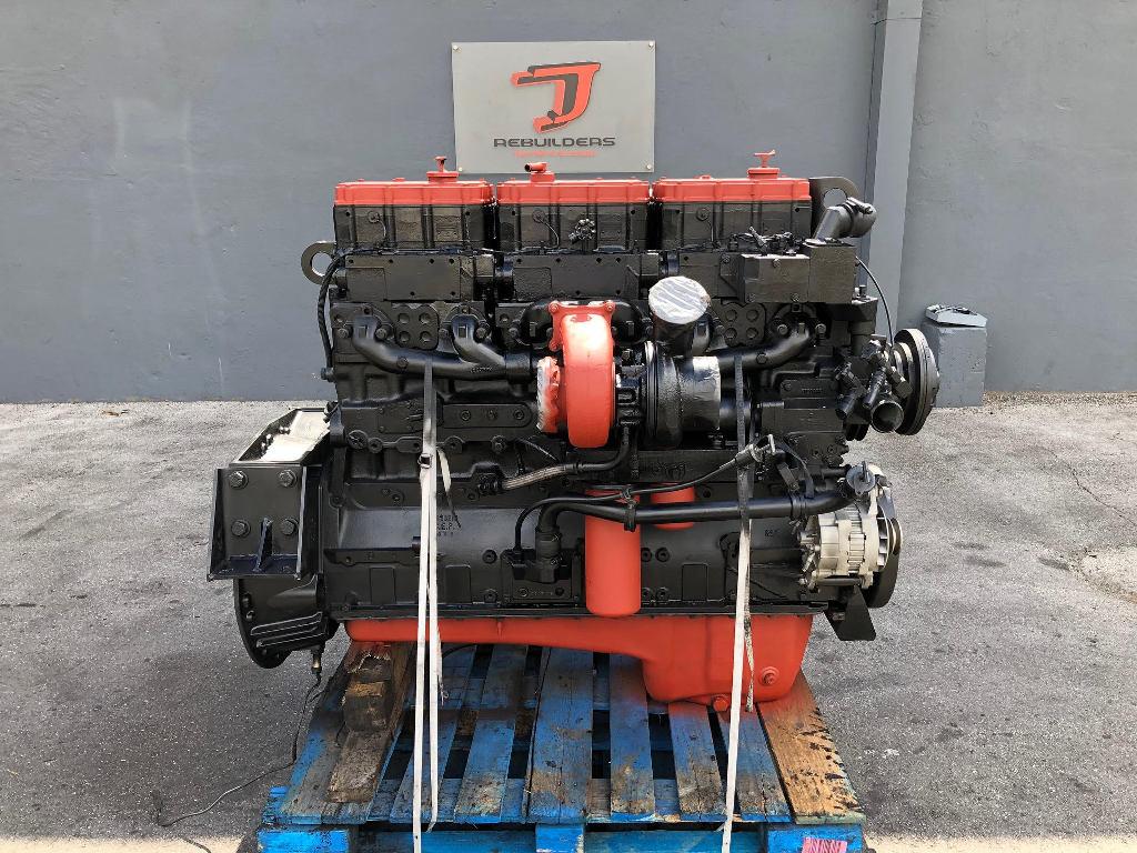 1992 CUMMINS N14 CELECT TRUCK ENGINE FOR SALE #2340