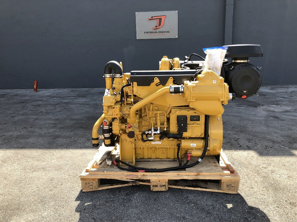 NEW 2016 CAT C7.1 MARINE ENGINE TRUCK PARTS #2347
