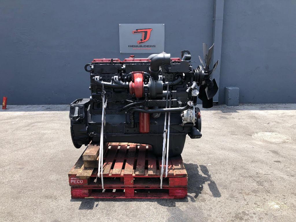 USED 1991 CUMMINS N14 COMPLETE ENGINE TRUCK PARTS #2352