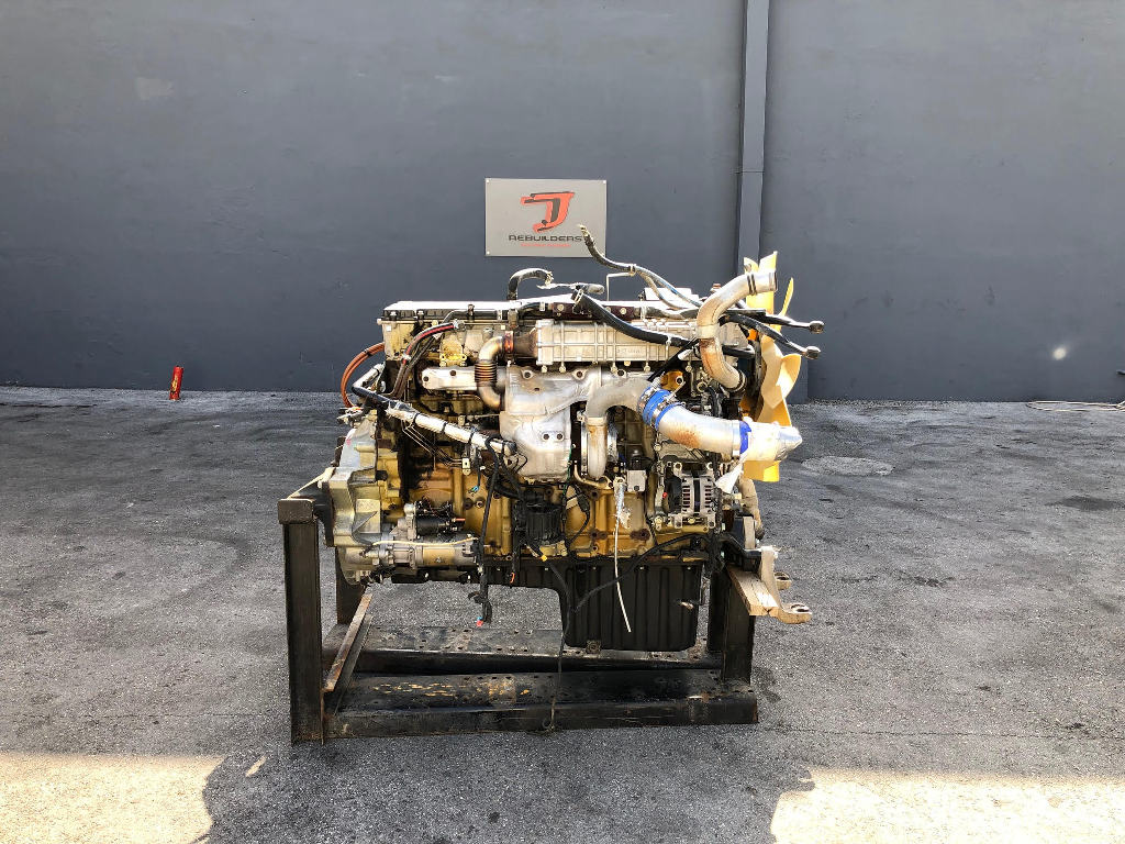 USED 2012 DETROIT DD13 COMPLETE ENGINE TRUCK PARTS #2354