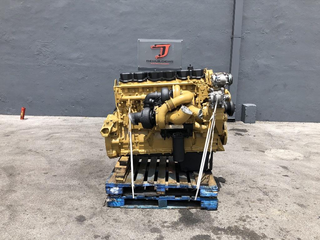 USED 2005 CAT C15 ACERT COMPLETE ENGINE TRUCK PARTS #2355