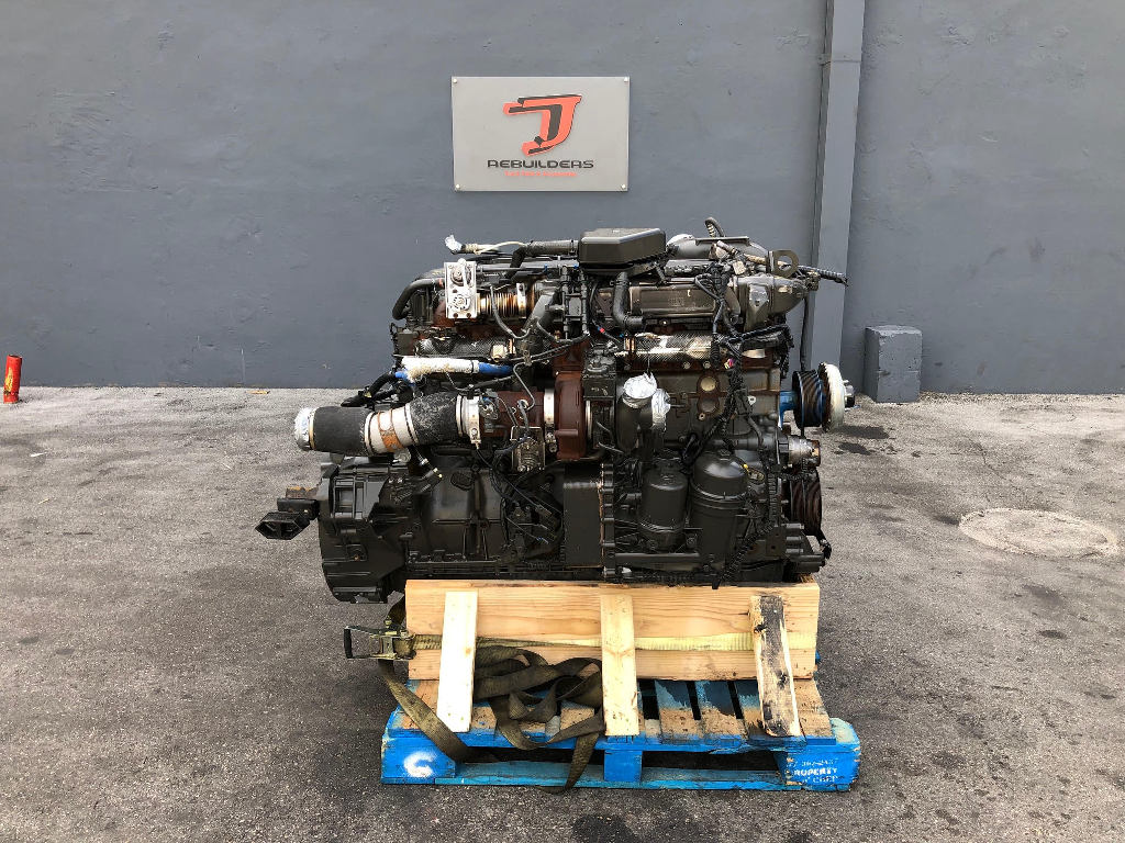 USED 2017 PACCAR MX-13 COMPLETE ENGINE TRUCK PARTS #2357