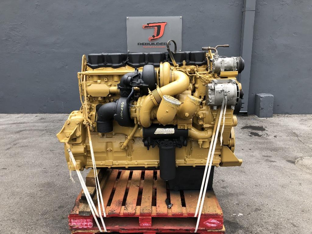 USED 2006 CAT C15 ACERT COMPLETE ENGINE TRUCK PARTS #2360