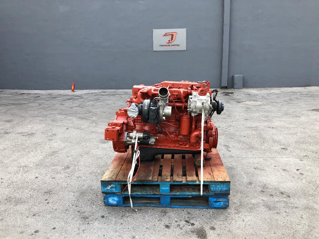 USED 2007 CUMMINS ISB 6.7 COMPLETE ENGINE TRUCK PARTS #2362
