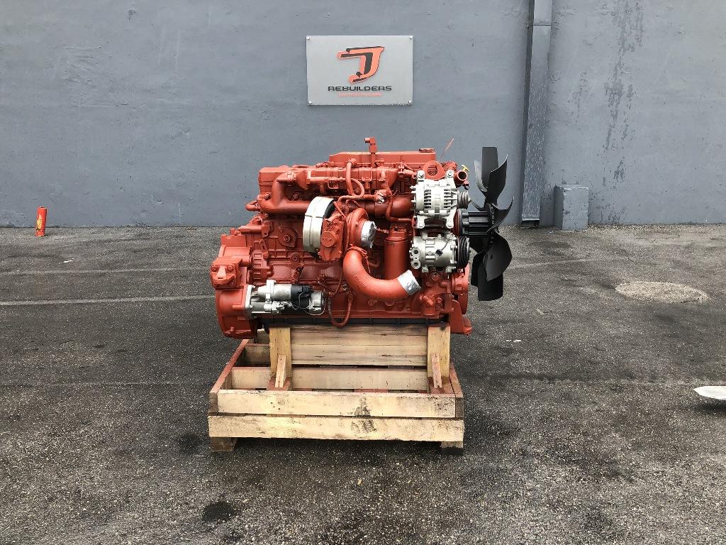 USED 2008 CUMMINS ISB 6.7 COMPLETE ENGINE TRUCK PARTS #2366
