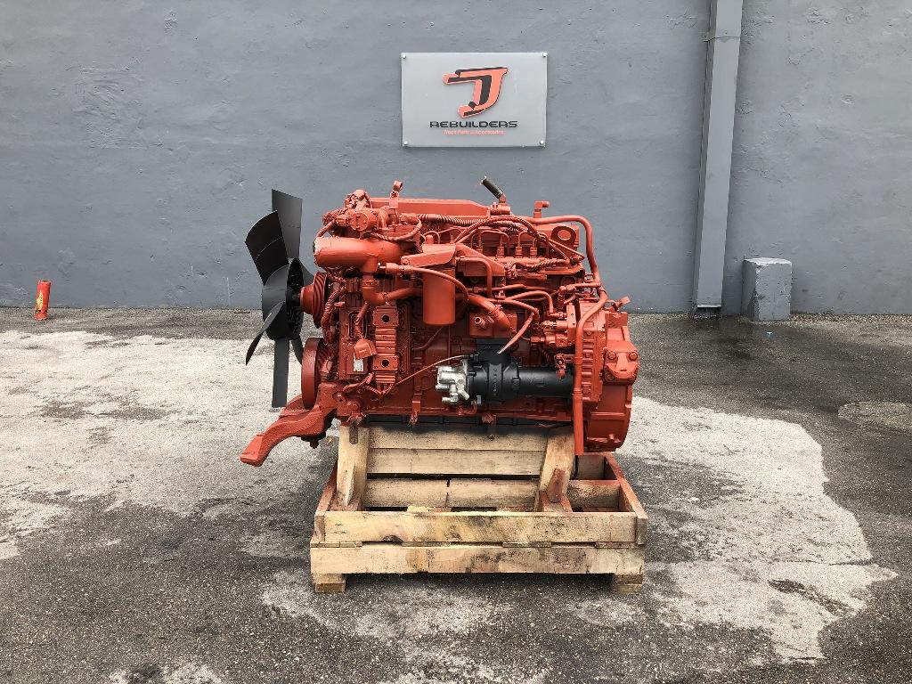 USED 2012 CUMMINS ISB 6.7 COMPLETE ENGINE TRUCK PARTS #2367