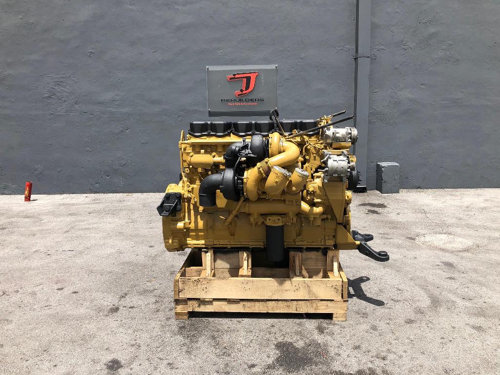 2006 CAT C15 ACERT TRUCK ENGINE FOR SALE #2369